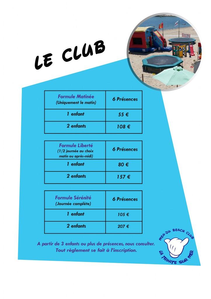 Club La Trinité Sur Mer