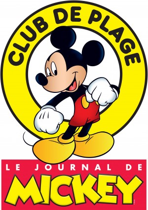 logo Club de Plage du Journal de Mickey