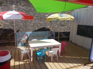 Espace enfants, Club Mickey, La Trinité Sur Mer, Morbihan, Bretagne sud