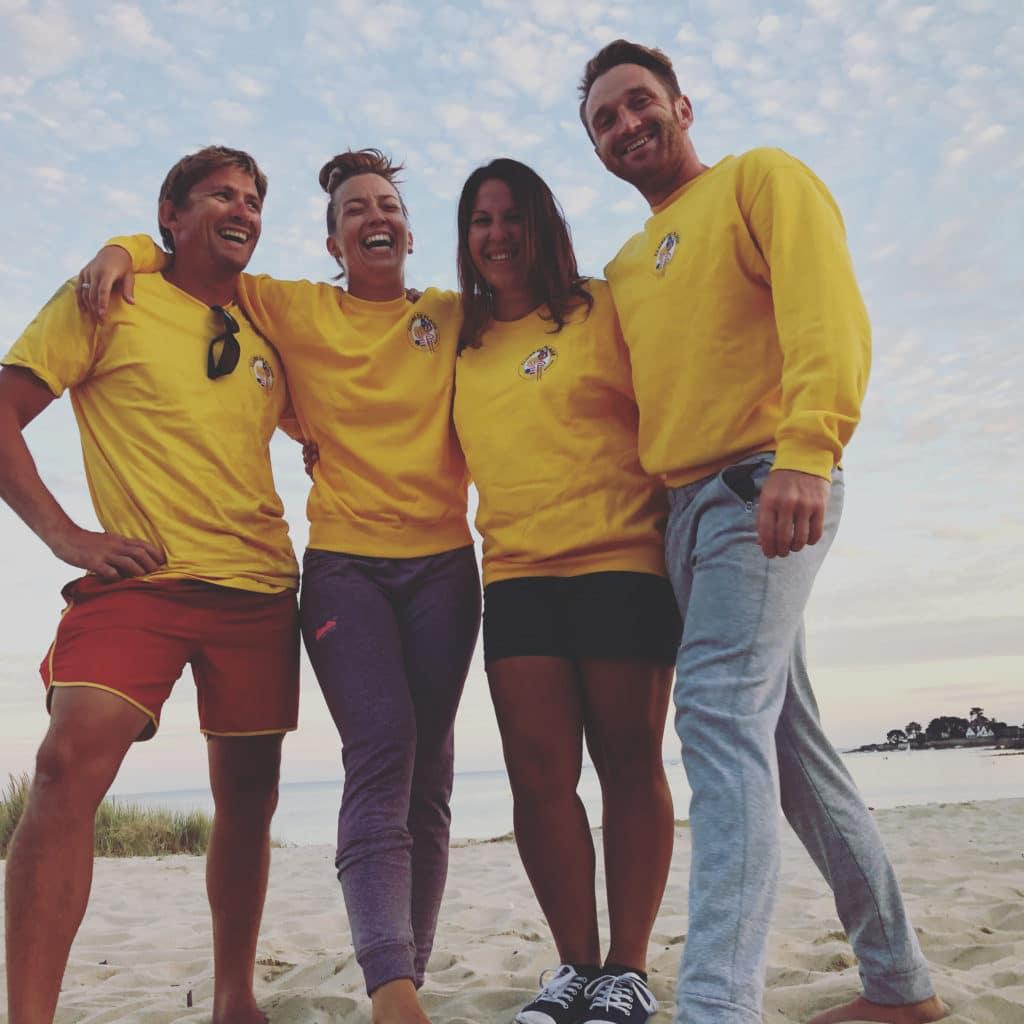 L'équipe Club Mickey Plage du Men-Du La Trinité sur Mer/Carnac